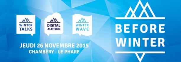 places pour le Before Winter