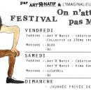 "LE FESTIVAL ""ON N'ATTEND PAS MAURICE"" DANS LE GRAND FORMAT"