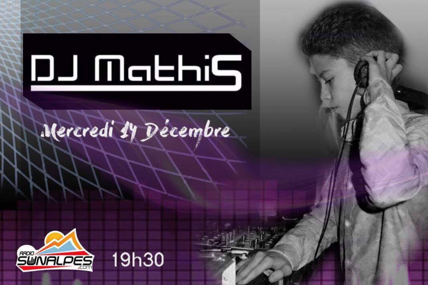 DJ MATHIS MIXE DANS AFTER SUN
