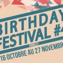 Interview de Xavier du Birthday Festival 2015